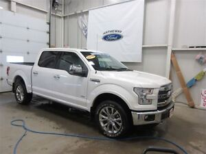2015 Ford F-150 Lariat - LOADED!
