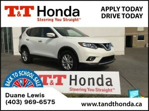 2016 Nissan Rogue S *No Accidents, Rear Camera, Bluetooth/USB*