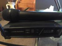 Audio Tecnica Radio Microphone ATW 1100 mint condition.