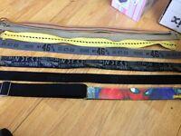 7 Boys Belts