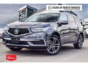 2017 Acura MDX Tech Acura Certified Pre-Owned |Accident Free|
