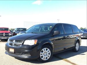 2014 Dodge Grand Caravan CANADIAN VALUE PACKAGE**STOW AND GO**3.
