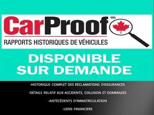 2013 Jeep Grand Cherokee TRAILHARK**RARE**SUSPENSION À L'AIR**