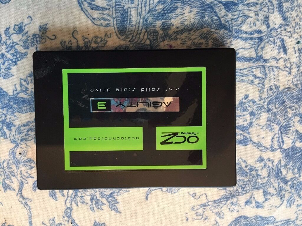 60GB OCZ SSDin Abingdon, OxfordshireGumtree - 60gb SSD, perfect for operating systems and games. In excellent condition and perfect working order. Please message me with any questions