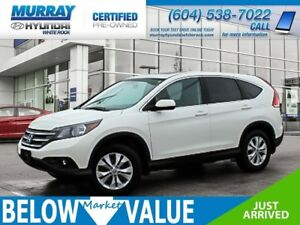 2014 Honda CR-V EX-L**BLUETOOTH**HEATED SEATS**REAR CAMERA**