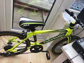 Claud butler bike like racer aw road bike