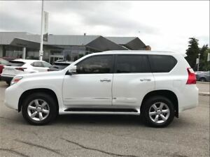 2013 Lexus GX 460 Premium Pkg AWD Navi Backup Cam Leather Sunroo