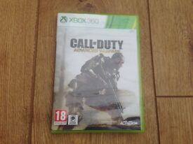 Call of duty advanced warfare for Xbox 360