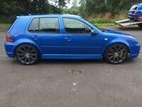 Golf 4wd turbo 280bhp £3500