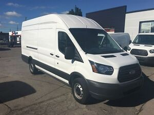 2015 Ford Transit T250 HR 148EL.  fin or lease from 4.99%oa