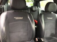 Renault Clio 182/172 Sport seats half leather car seats