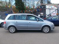 Vauxhall Zafira 1.6 i 16v Club 5dr *READY 2 DRIVE AWAY*FRESH MOT*