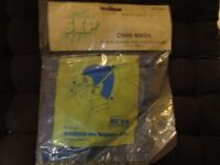 New in packet. SEP9304 Safety Mask CN96. General Purpose 10 x OEL. Dust mist and fumes BS6016 type 2
