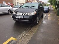 Nissan Murano Z50-latest edition for sale