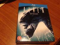 Alien collection Blu-ray