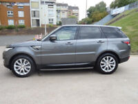 LAND ROVER RANGE ROVER SPORT 3.0 SDV6 HSE 5d AUTO 288 BHP SERVICE RECORD + 1 OWNER FROM NEW +