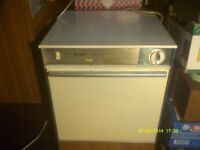 TUMBLE DRYER IN VERY GOOD CONDITION AS YOU CAN SEE , IN FULL WORKING ORDER + + + +