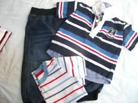 Baby Boy clothes Bundle 12 - 18 months.