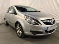 2008 Vauxhall Corsa 1.2i 16v SXi Hatchback 3dr *** Long MOT ***