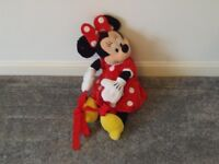 Disney Minnie Mouse Back-pack - From Disney Store!