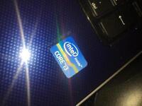 Hp pavilion laptop. Intel i3 8gb ram 930gb hdd
