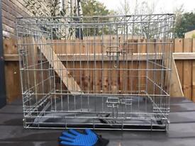Dog cage