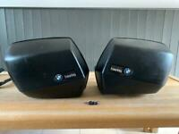 Genuine BMW System Touring Motorcycle Luggage For Sale