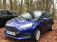 Ford Fiesta 1.5 TDCi Style 5dr 2013 Hatchback 21,662 miles Manual, AAinspection report available