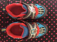 Thomas and friends baby shoes