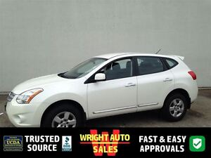2011 Nissan Rogue SV| BLUETOOTH| CRUISE CONTROL| A/C| 80,018KMS