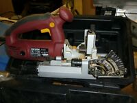 Rexon biscuit jointer 110v professional.