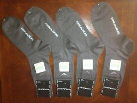 4 pairs of armani socks[ medium size]