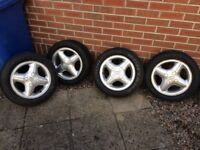 Ford Fiesta alloys for sale not BMW not Volvo or ford