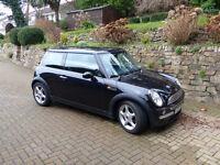 Mini Cooper For Sale - Black
