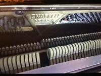 Art nouveau 1930s Chappell piano