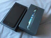 Apple iPhone 5 - 16GB - Black (Vodafone/Lebara) Smartphone