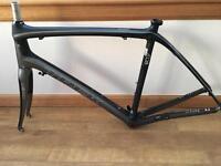 Trek Domane 4.3 Carbon Frame 58cm & Fork