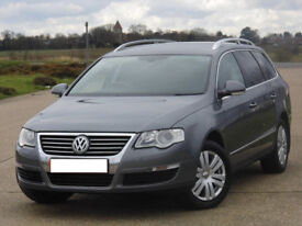 Passat estate 2006 Grey Dsg 170 HP....3500 £