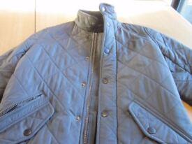 Barbour boys Powell jacket