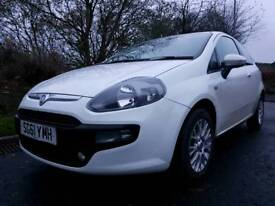 Fiat Punto Evo 1.2 MyLife 3dr with BLUETOOTH 12 MONTHS MOT AIR CON ALLOYS