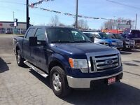 2010 Ford F-150 XLT SUPERCREW 5.5' * TRUCK LOANS FOR ALL