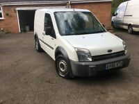 Ford transit connect t200 l 56 plate drives good