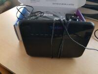 2 x talk talk routers