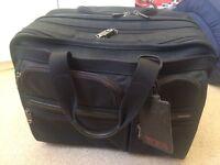 Tumi Deluxe 2 wheeled briefcase