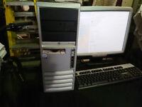 hp dc7700 desktop computer