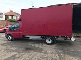 Ford transit fridge box van