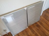 Two Stromby Ikea picture frames. New. 50 x 70 cm