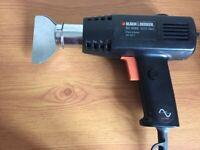 Heat Gun Black and Decker