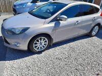 Ford, FOCUS, Hatchback, 2011, Manual, 1560 (cc), 5 doors