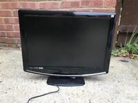 Logik 22 inch LCD TV